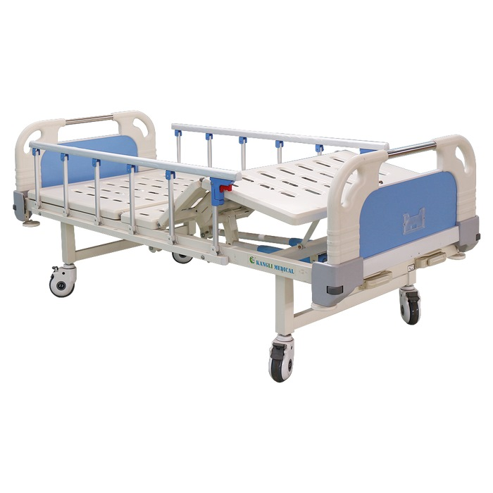 2 cranks manual hospital beds for sale cheap